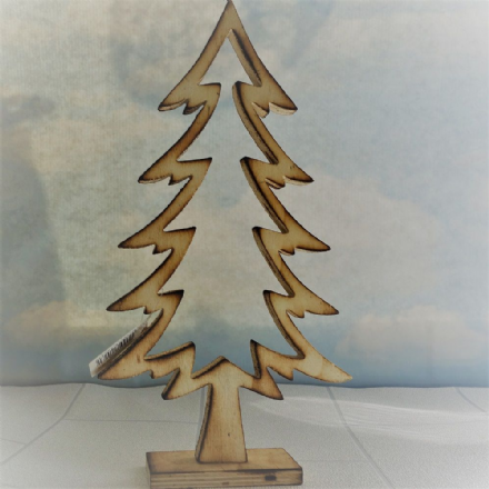 Over 50% OFF Stylish Cut out fir tree